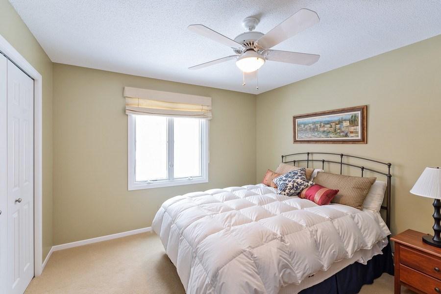 Real Estate Photography - 8137 Pennsylvania Circle, Bloomington, MN, 55438 - Bedroom