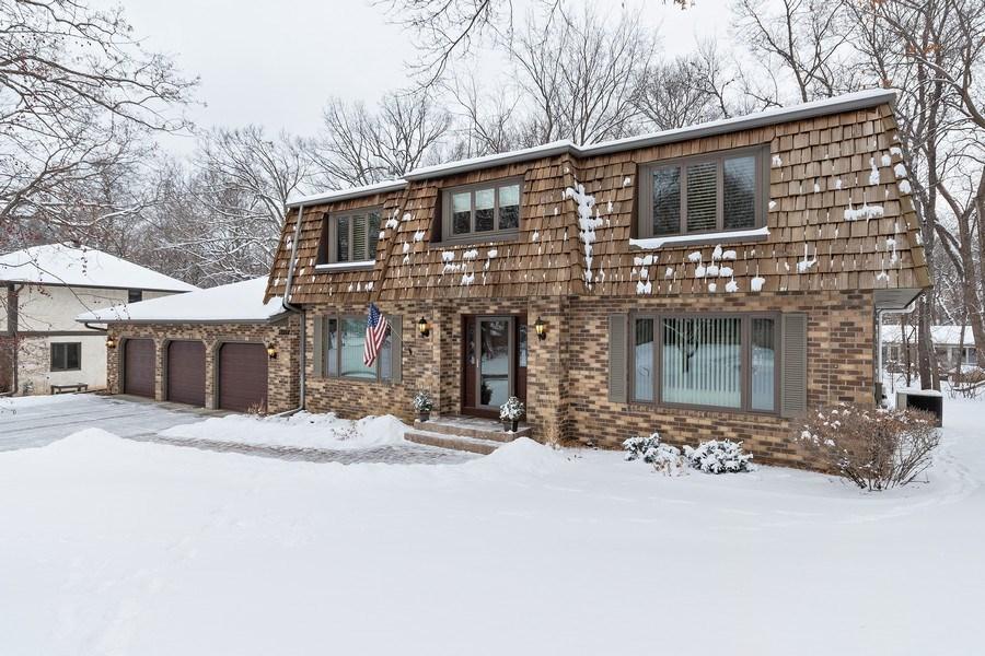 Real Estate Photography - 8137 Pennsylvania Circle, Bloomington, MN, 55438 - Front View