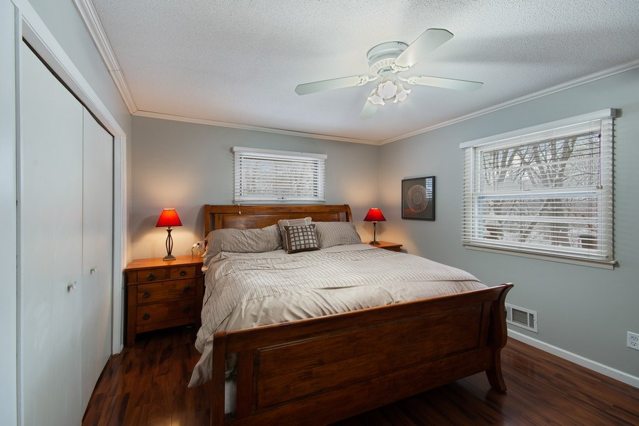 Real Estate Photography - 6210 Cypress Drive, Excelsior, MN, 55331 - Master Bedroom