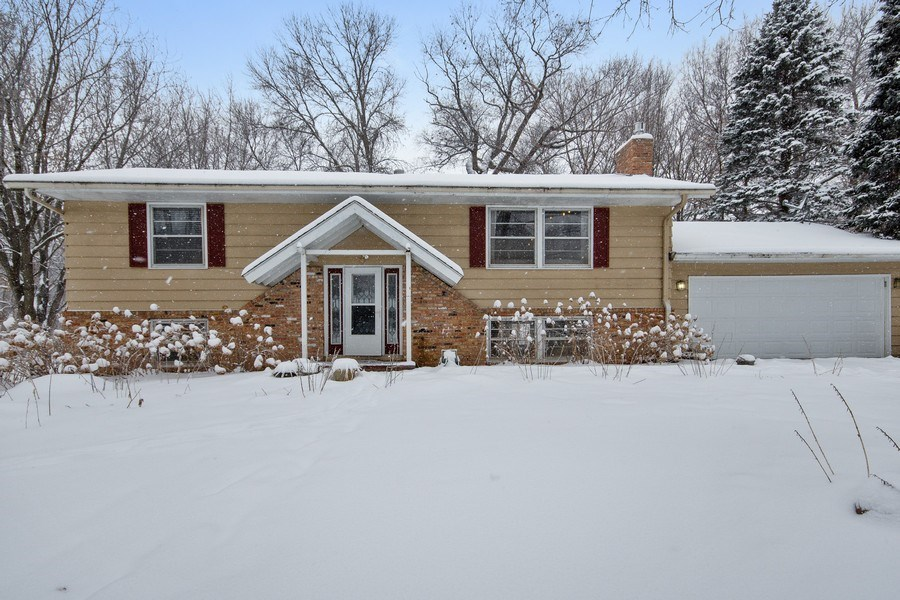 Real Estate Photography - 6210 Cypress Drive, Excelsior, MN, 55331 - Front View