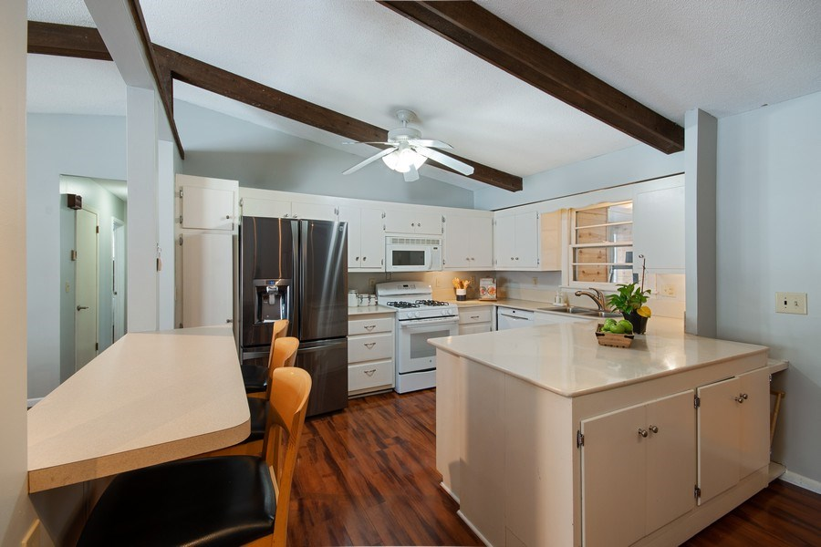 Real Estate Photography - 6210 Cypress Drive, Excelsior, MN, 55331 - Kitchen