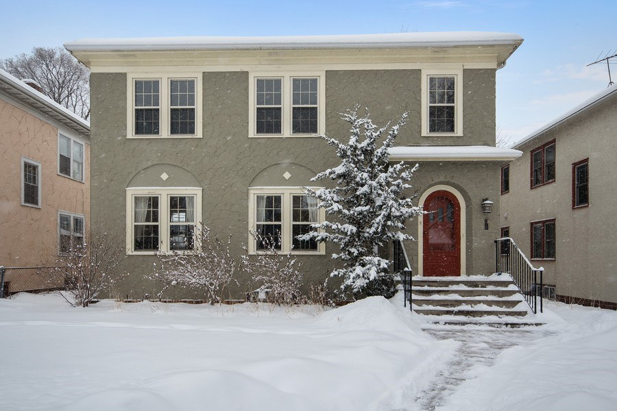 Real Estate Photography - 2166 Randolph Ave.Unit #2, ST. Paul, MN, 55105 - Front View
