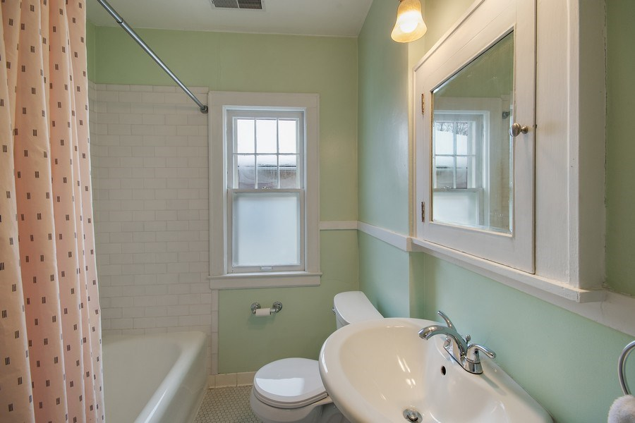 Real Estate Photography - 2166 Randolph Ave.Unit #2, ST. Paul, MN, 55105 - Bathroom
