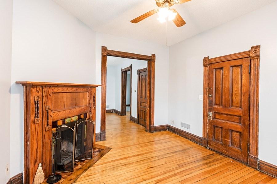 Real Estate Photography - 2115 Bloomington Avenue, Minneapolis, MN, 55404 - Living Room