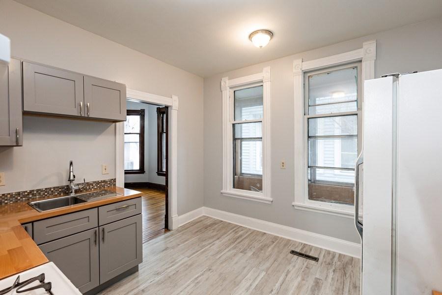 Real Estate Photography - 2115 Bloomington Avenue, Minneapolis, MN, 55404 - Kitchen
