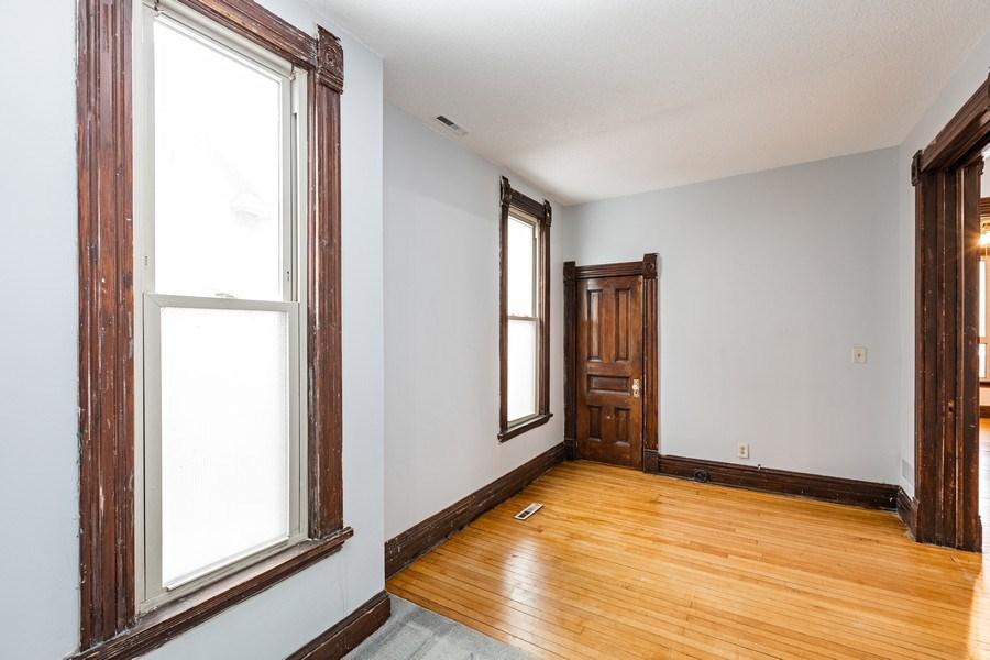 Real Estate Photography - 2115 Bloomington Avenue, Minneapolis, MN, 55404 - Bedroom