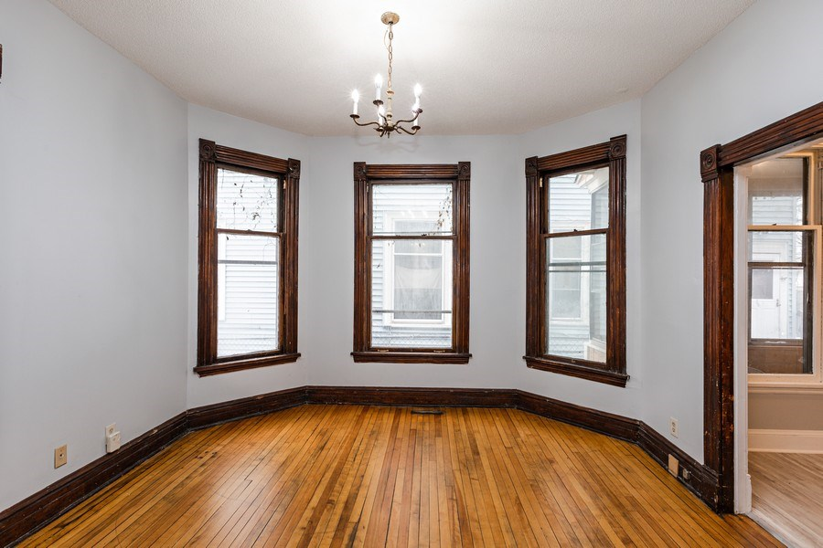 Real Estate Photography - 2115 Bloomington Avenue, Minneapolis, MN, 55404 - Dining Room