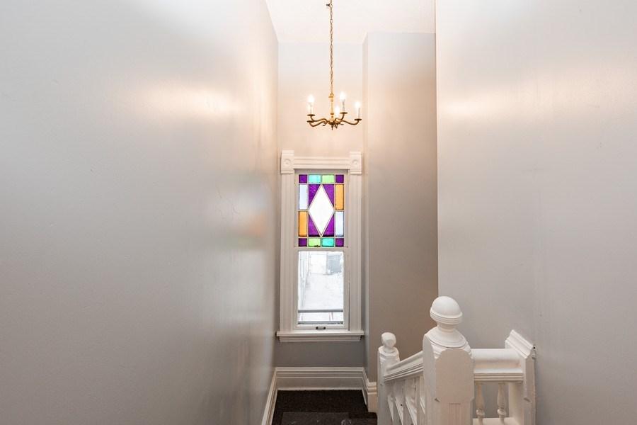 Real Estate Photography - 2115 Bloomington Avenue, Minneapolis, MN, 55404 - Staircase