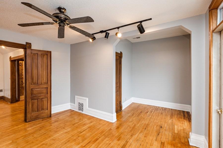 Real Estate Photography - 2115 Bloomington Avenue, Minneapolis, MN, 55404 - Kitchen/Dining