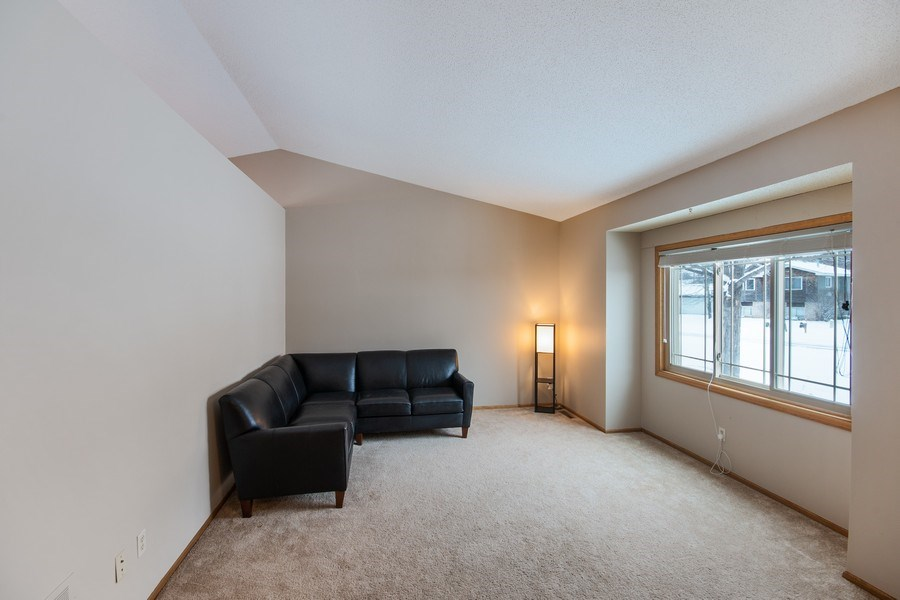 Real Estate Photography - 9333 Penn Ave N, Brooklyn Park, MN, 55443 - Living Room
