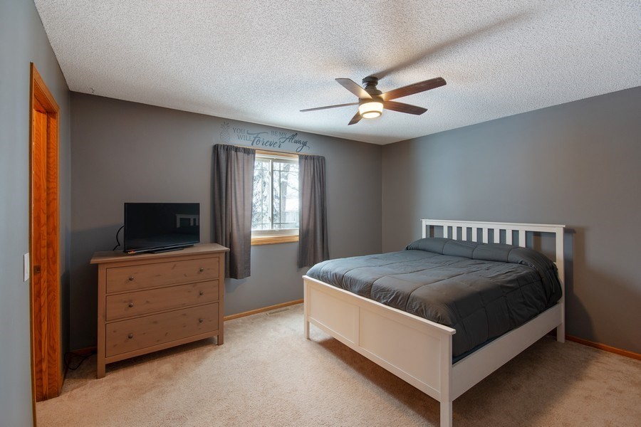 Real Estate Photography - 9333 Penn Ave N, Brooklyn Park, MN, 55443 - Master Bedroom