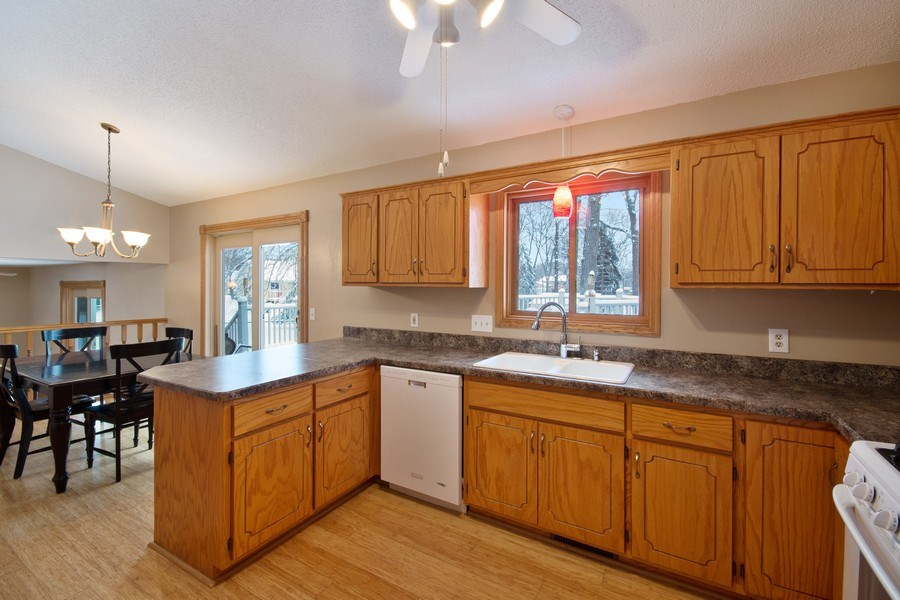Real Estate Photography - 9333 Penn Ave N, Brooklyn Park, MN, 55443 - Kitchen