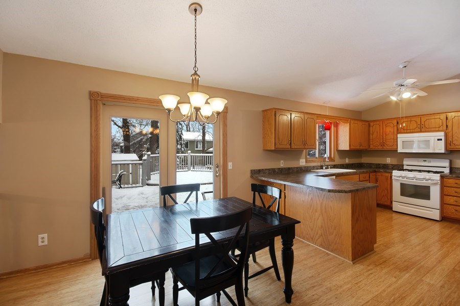 Real Estate Photography - 9333 Penn Ave N, Brooklyn Park, MN, 55443 - Dining Room