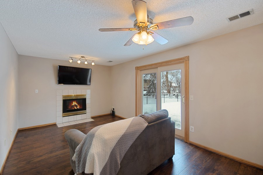 Real Estate Photography - 9333 Penn Ave N, Brooklyn Park, MN, 55443 - Family Room