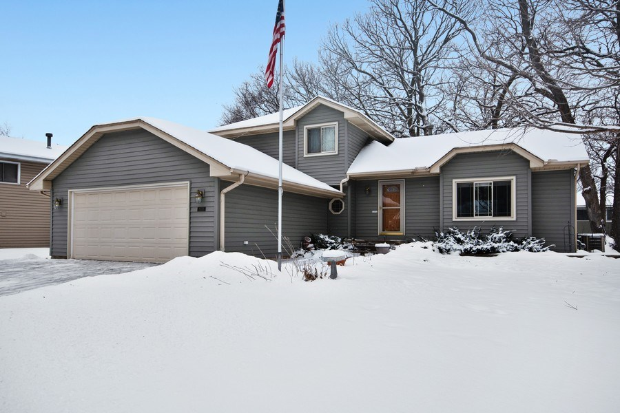 Real Estate Photography - 9333 Penn Ave N, Brooklyn Park, MN, 55443 - Front View