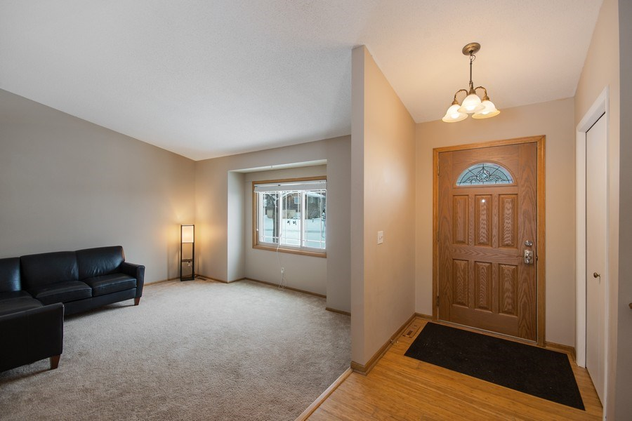 Real Estate Photography - 9333 Penn Ave N, Brooklyn Park, MN, 55443 - Foyer