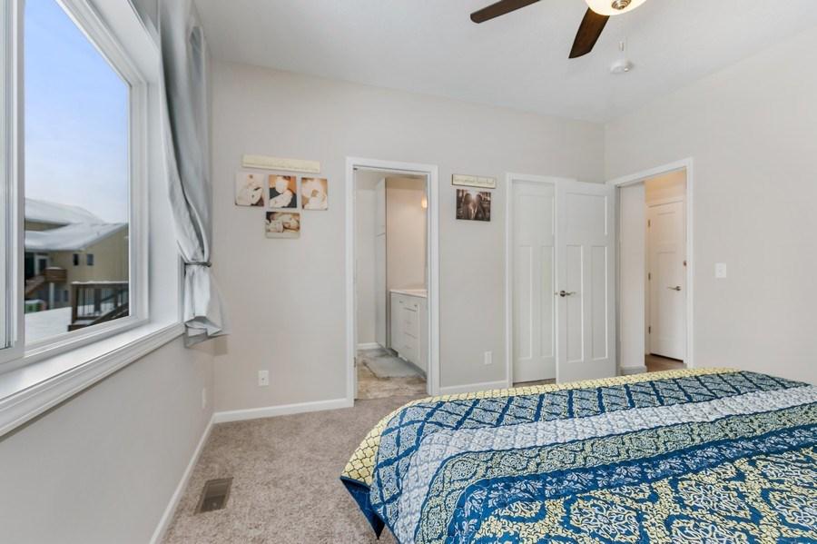 Real Estate Photography - 2227 Longhorn Ln, Buffalo, MN, 55313 - Master Bedroom