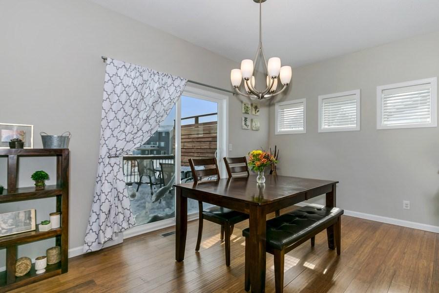 Real Estate Photography - 2227 Longhorn Ln, Buffalo, MN, 55313 - Dining Room