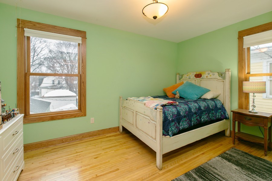 Real Estate Photography - 2730 18th Ave. S., Minneapolis, MN, 55407 - 2nd Bedroom