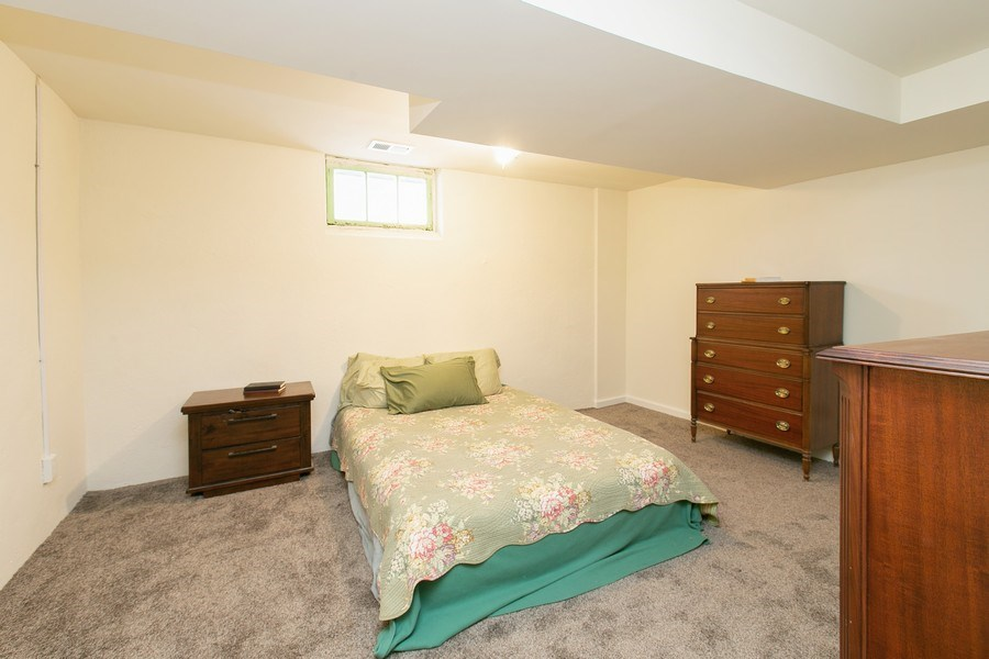 Real Estate Photography - 2730 18th Ave. S., Minneapolis, MN, 55407 - 3rd Bedroom