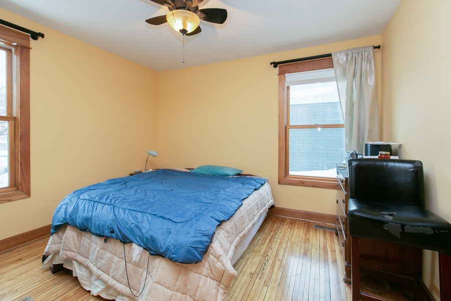 Real Estate Photography - 2730 18th Ave. S., Minneapolis, MN, 55407 - Bedroom