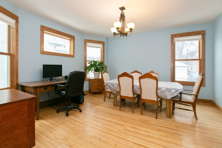 Real Estate Photography - 2730 18th Ave. S., Minneapolis, MN, 55407 - Dining Room
