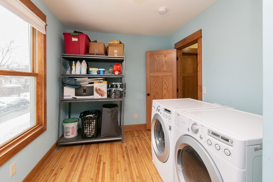 Real Estate Photography - 2730 18th Ave. S., Minneapolis, MN, 55407 - Laundry Room