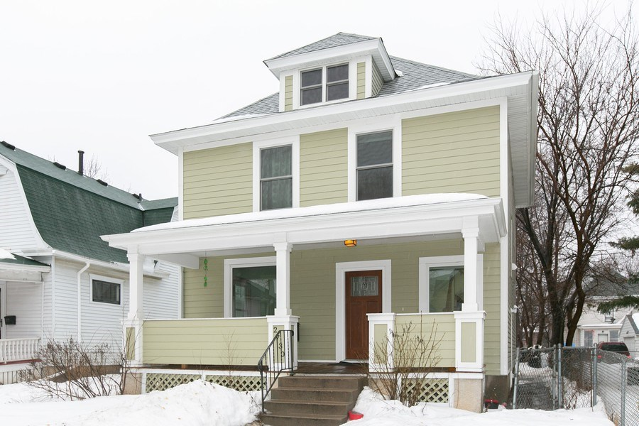 Real Estate Photography - 2730 18th Ave. S., Minneapolis, MN, 55407 - Front View