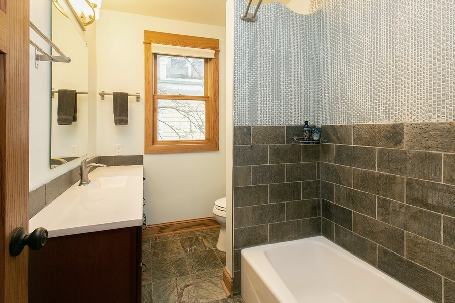 Real Estate Photography - 2730 18th Ave. S., Minneapolis, MN, 55407 - Bathroom