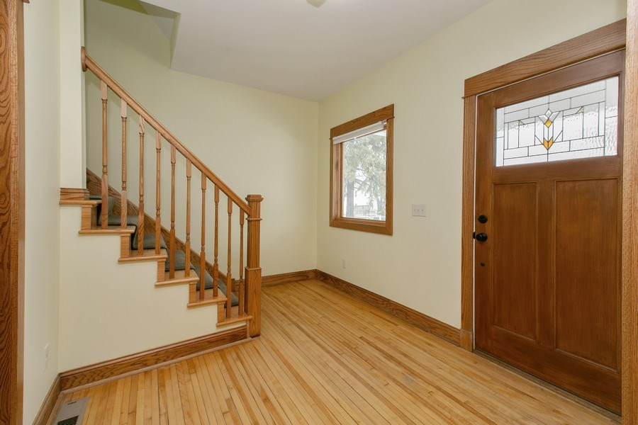Real Estate Photography - 2730 18th Ave. S., Minneapolis, MN, 55407 - Entryway