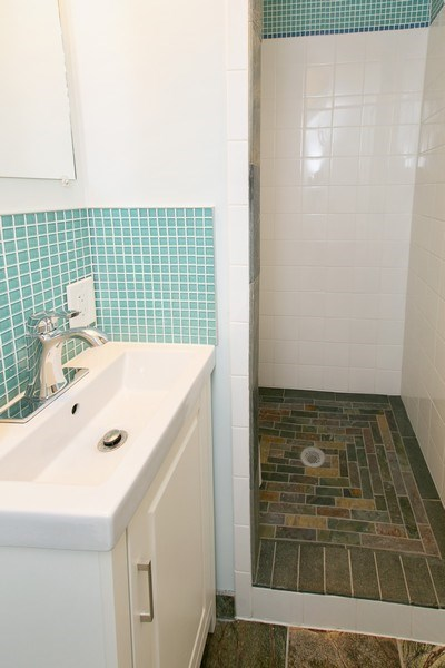 Real Estate Photography - 2730 18th Ave. S., Minneapolis, MN, 55407 - 2nd Bathroom