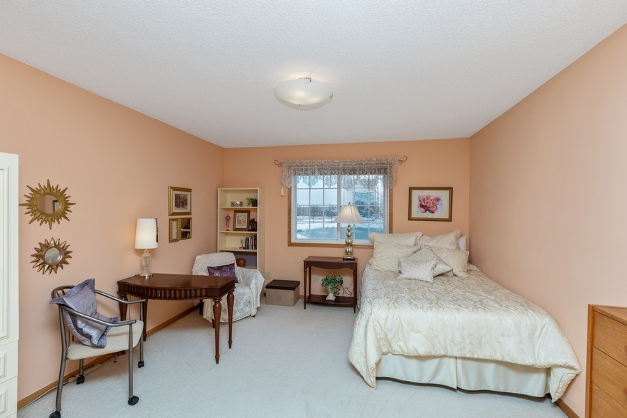 Real Estate Photography - 2193 Flamingo Drive, Shakopee, MN, 55379 - 2nd Bedroom