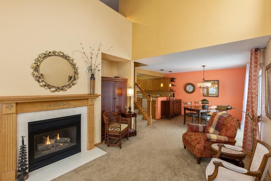 Real Estate Photography - 2193 Flamingo Drive, Shakopee, MN, 55379 - Living Room