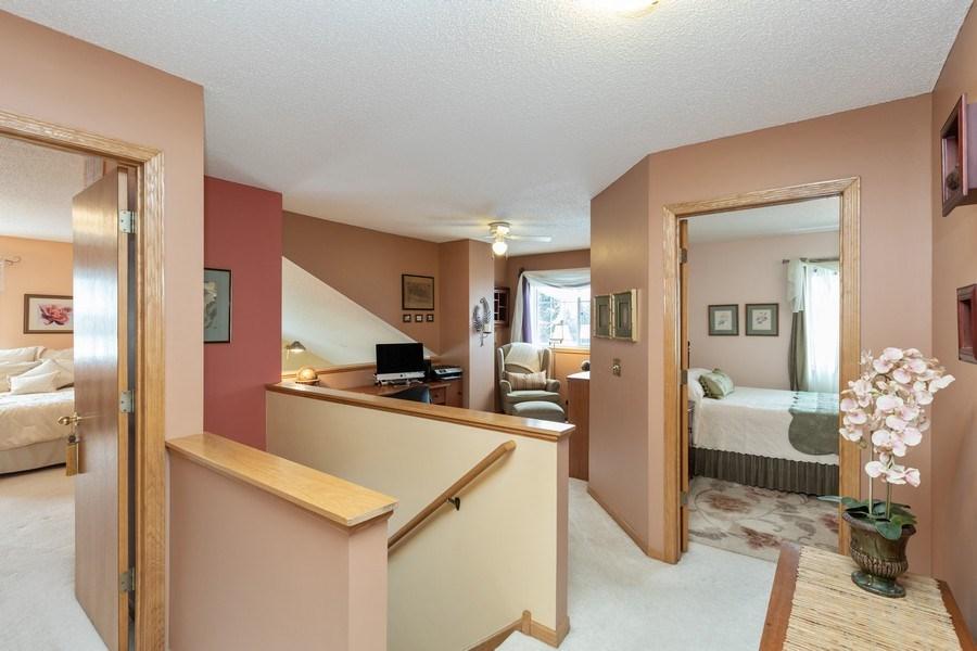 Real Estate Photography - 2193 Flamingo Drive, Shakopee, MN, 55379 - Upper Level Landing