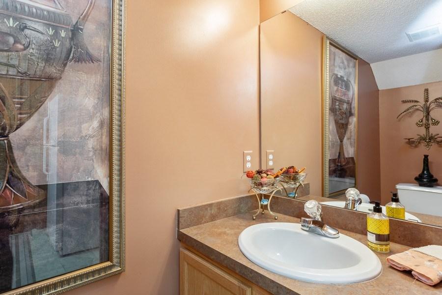 Real Estate Photography - 2193 Flamingo Drive, Shakopee, MN, 55379 - Half Bath