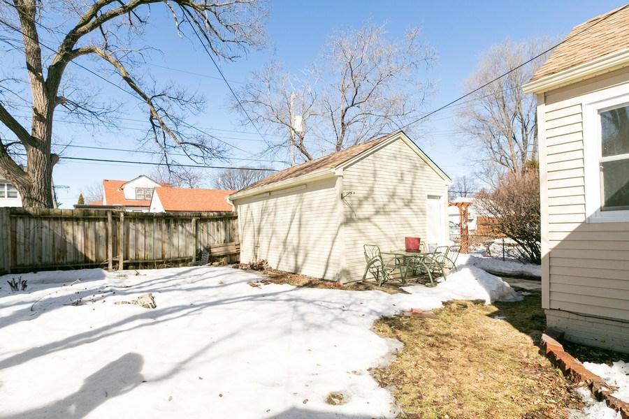 Real Estate Photography - 3935 Washburn Ave N, Minneapolis, MN, 55412 - Side Yard