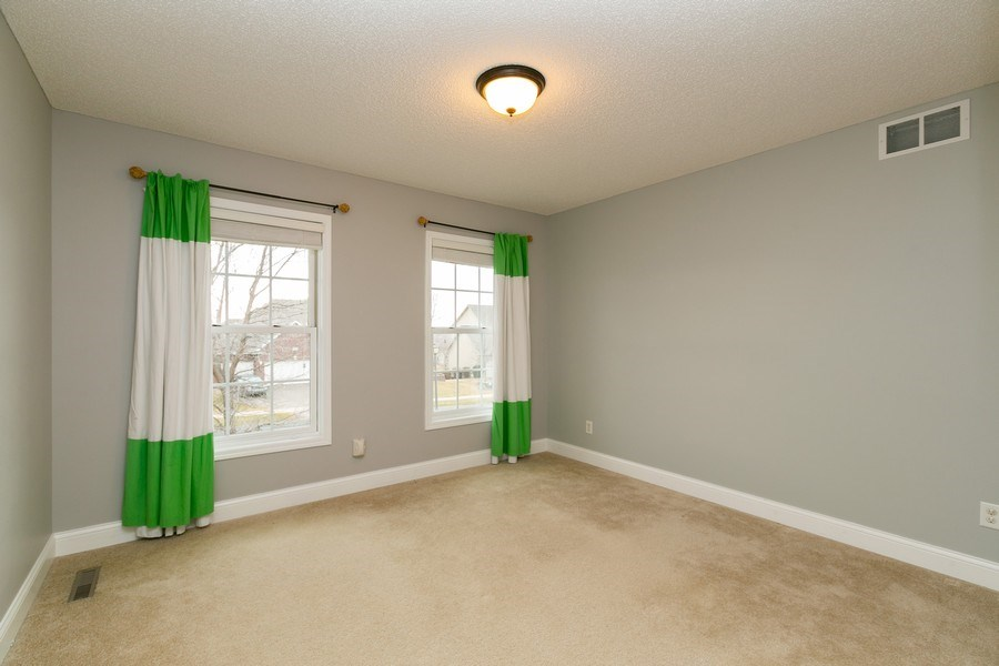 Real Estate Photography - 9817 211th Street, Lakeville, MN, 55044 - 2nd Bedroom