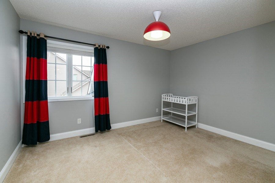 Real Estate Photography - 9817 211th Street, Lakeville, MN, 55044 - 3rd Bedroom