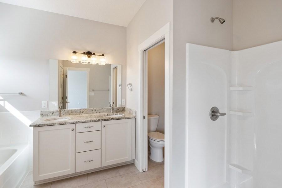 Real Estate Photography - 14983 Carol Ct, Rosemount, MN, 55068 - Master Bathroom