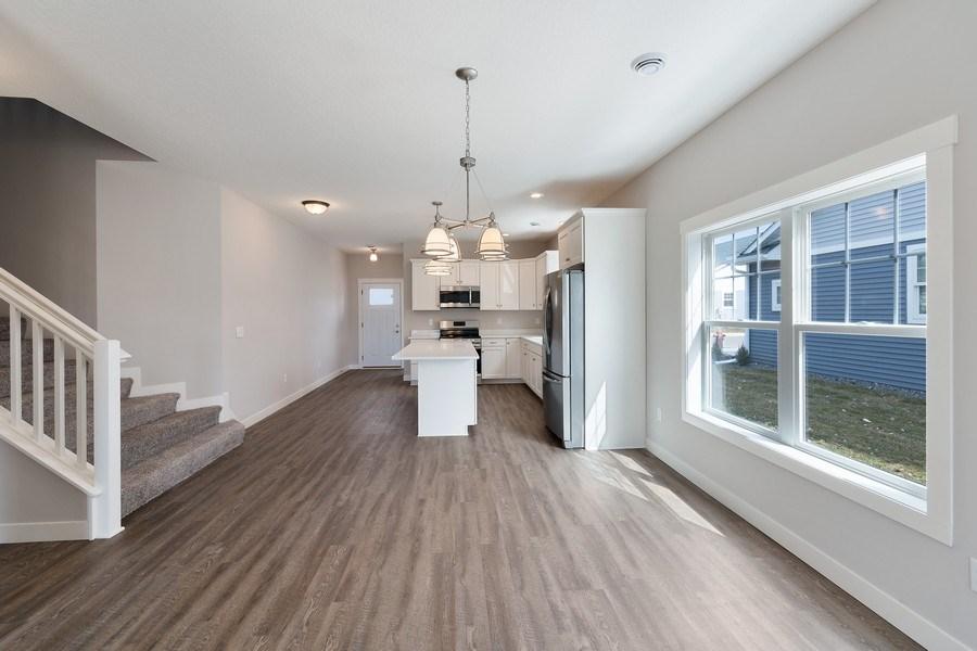 Real Estate Photography - 14983 Carol Ct, Rosemount, MN, 55068 - Dining Room