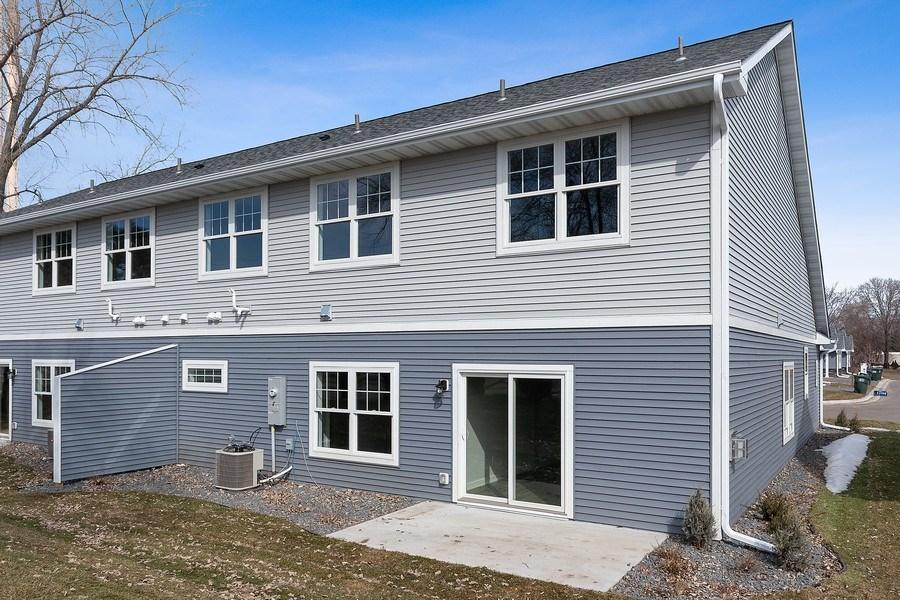 Real Estate Photography - 14983 Carol Ct, Rosemount, MN, 55068 - Rear View