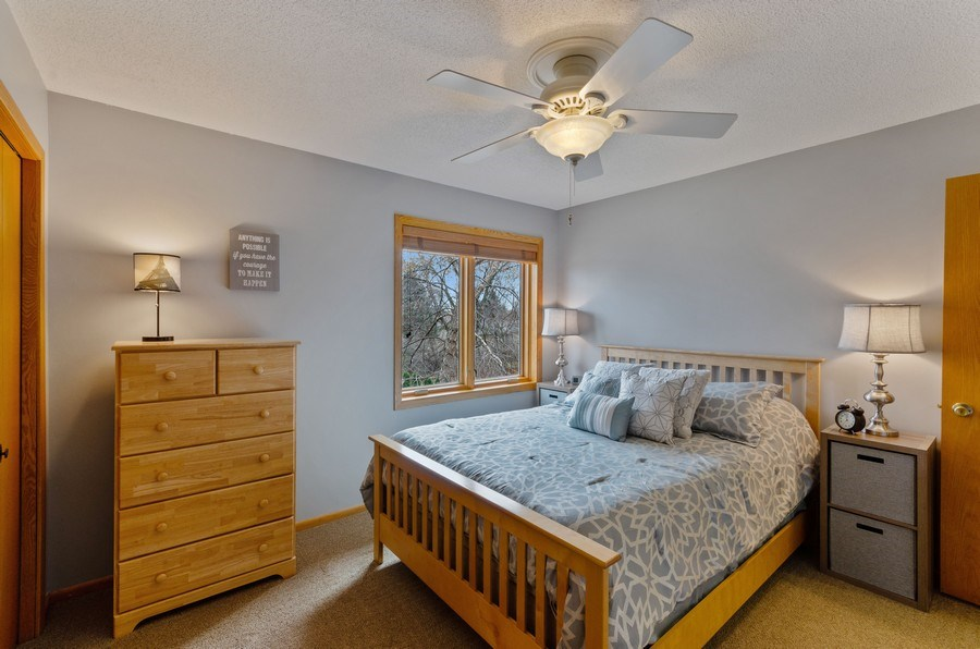 Real Estate Photography - 4222 Yorktown Drive, Eagan, MN, 55123 - 1 of 2 Upper Level Bedrooms
