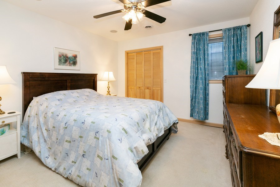 Real Estate Photography - 14985 Mustang Path, Savage, MN, 55378 - Bedroom 4