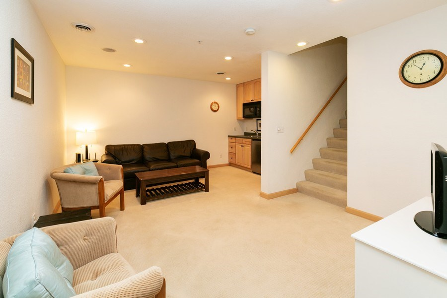 Real Estate Photography - 14985 Mustang Path, Savage, MN, 55378 - Family Room