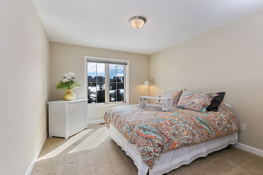 Real Estate Photography - 1371 Pleasant Lake Dr, Woodbury, MN, 55129 - 3rd Bedroom