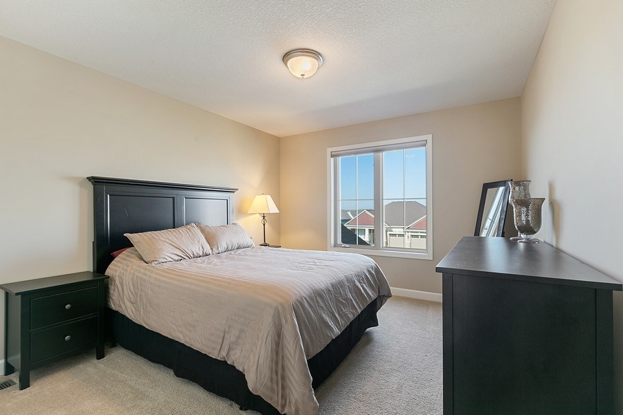 Real Estate Photography - 1371 Pleasant Lake Dr, Woodbury, MN, 55129 - Bedroom
