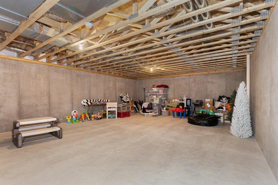 Real Estate Photography - 1371 Pleasant Lake Dr, Woodbury, MN, 55129 - Basement