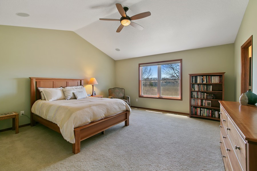 Real Estate Photography - 15385 55th Ct N, Plymouth, MN, 55446 - Master Bedroom Upper Level  16x16