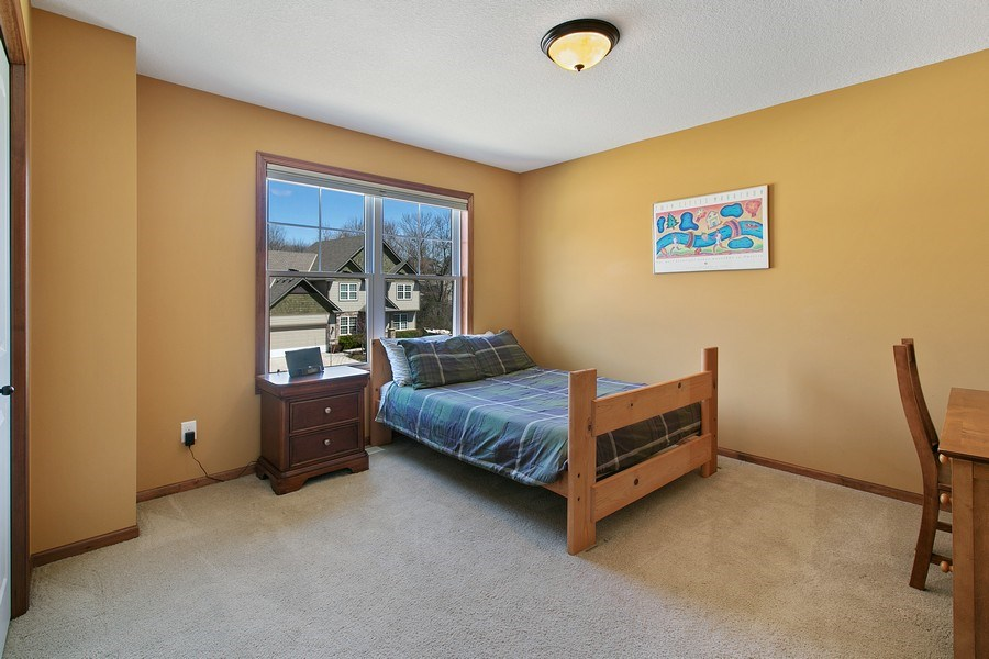 Real Estate Photography - 15385 55th Ct N, Plymouth, MN, 55446 - Bedroom # 3 Upper Level 13x12