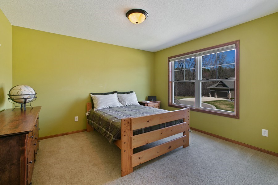 Real Estate Photography - 15385 55th Ct N, Plymouth, MN, 55446 - Bedroom #4 Upper Level 13x12